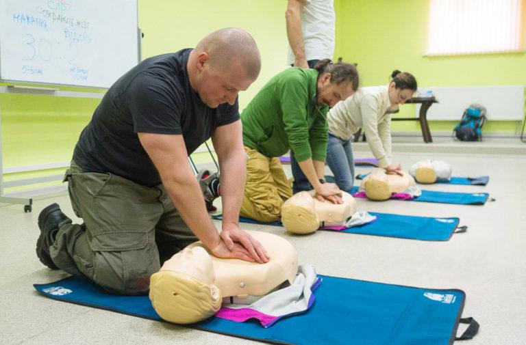 Обучение сотрудников правилам первой помощи